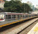 港鐵南北綫韓製列車