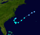 1956 Atlantic hurricane season (SDTWFC Analysis)