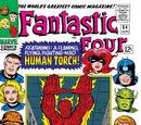 Fantastic Four Vol 1 54