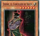 Enishi, el Canciller de Shien