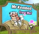 Biuro nieruchomości pana Kembella