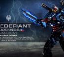 Azure Defiant