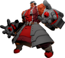 Iron Tager (BlazBlue Cross Tag Battle, Character Select Artwork).png