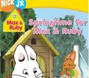 Springtime for Max & Ruby 2005 DVD/Gallery