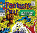 Fantastic Four Vol 1 59