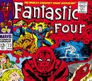 Fantastic Four Vol 1 77