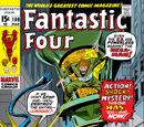 Fantastic Four Vol 1 108