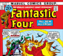 Fantastic Four Vol 1 117