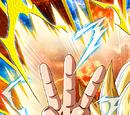 Toward a Distant World Super Saiyan 3 Goku
