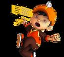 BoBoiBoy Petir