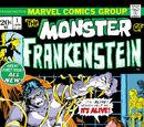 Frankenstein Vol 1