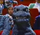 Little Godzilla (Glico Pucchin Pudding Commercial)