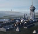 ロザル帝国飛行場