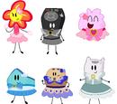 Pretty Cure: Inanimate