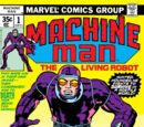 Machine Man Vol 1 1/Images