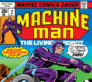 Machine Man Vol 1 2/Images