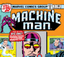 Machine Man Vol 1 9/Images