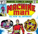 Machine Man Vol 1 10/Images