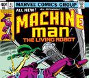 Machine Man Vol 1 11