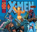 X-Men: Alpha Vol 1 1