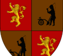 Cadet branches of House Lannister