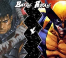 Guts VS Wolverine