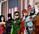 Liga da Justiça (UDCF)
