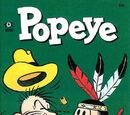 Popeye Classics (comic book)-IDW-No 20-Mar 2014