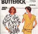 Butterick 3874 A