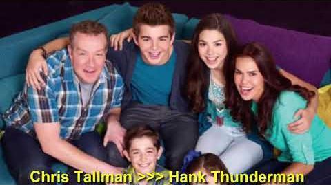 The Thundermans - Chris Tallman - Hank Thunderman - Full Episode