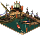 Gondola Dock Market