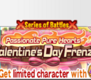 Passionate Pure Hearts - Valentine's Day Frenzy