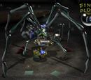 Araña titán