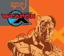 Weapon X: The Draft - Kane Vol 1 1