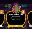 Escape through Time