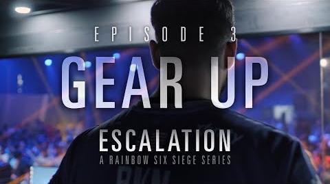 """Clear Arrow/Prepárate para el Six Invitational con los episodios 3 y 4 de la serie de eSports """"ESCALATION"""" de Rainbow Six"""