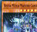 Bestia Mítica Maestro Cancerbero