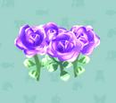 Rose gothique