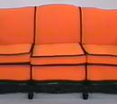 The Big Orange Couch