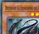 Destrudo el Escalofrío del Dragón Perdido