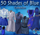 50 Shades of Blue Collection