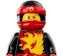 The LEGO Ninjago Movie minifigures