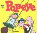 Popeye Classics (comic book)-IDW-No 35-Jun 2015