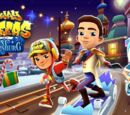 Subway Surfers World Tour: Saint Petersburg