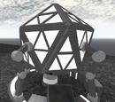 Icosahedron Flood Light