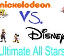Nickelodeon vs. Disney: Ultimate All-Stars