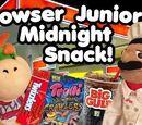Bowser Junior's Midnight Snack!