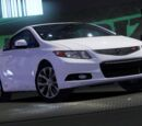 Honda Civic Si Coupe (2012)