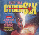 Cybersix Comic Book Series