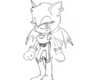 Rouge the Bat/Gallery